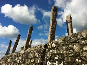Vigo vineyard ruins
